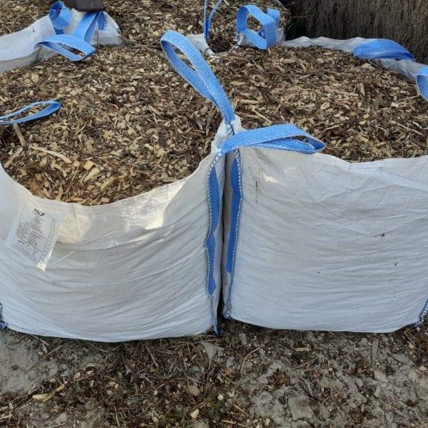 Bag of Wood Chips