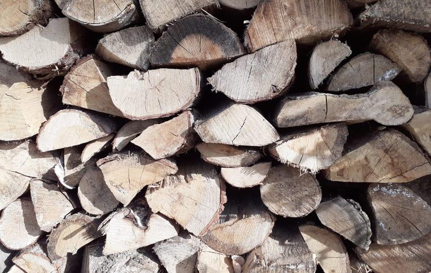 hardwood log products